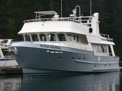 Bray Yacht Design and Research Ltd  - Ocean Trawler